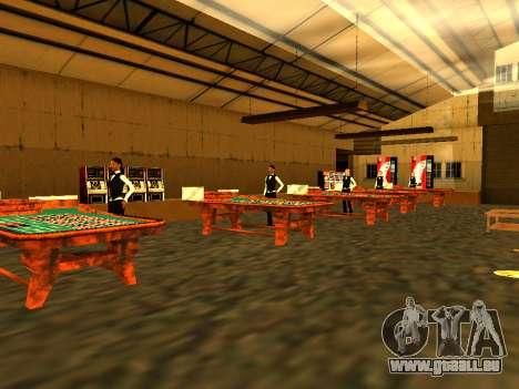 Relax City pour GTA San Andreas huitième écran
