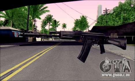 AK-74M für GTA San Andreas