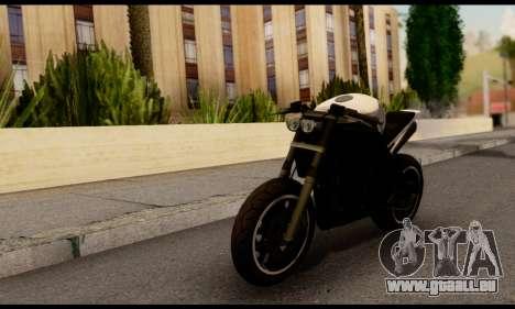 TBOGT Akuma für GTA San Andreas