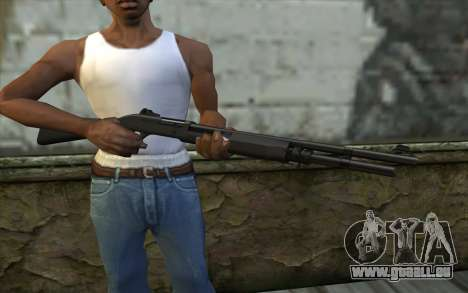 Benelli M3 Bump Mapping v4 für GTA San Andreas dritten Screenshot