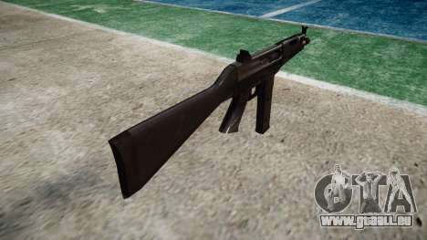 Pistole Taurus MT-40 buttstock1 icon3 für GTA 4 Sekunden Bildschirm