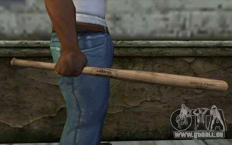 Бита (DayZ Standalone) pour GTA San Andreas troisième écran