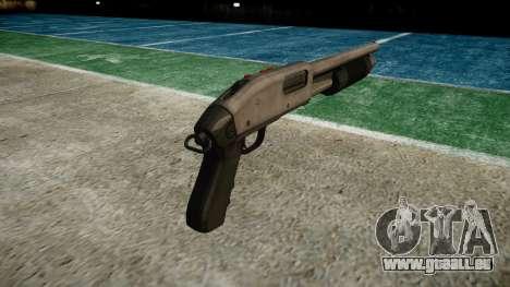 Fusil à pompe Mossberg 500 icon3 pour GTA 4 secondes d'écran