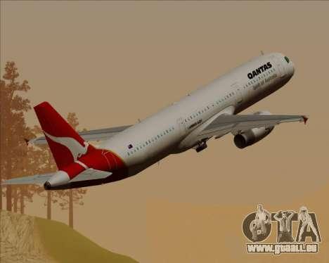 Airbus A321-200 Qantas für GTA San Andreas