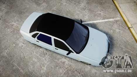 ВАЗ-2170 Installiert Vor für GTA 4 rechte Ansicht