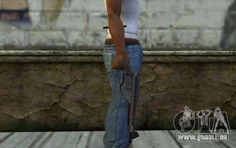 Sten from Day of Defeat für GTA San Andreas dritten Screenshot