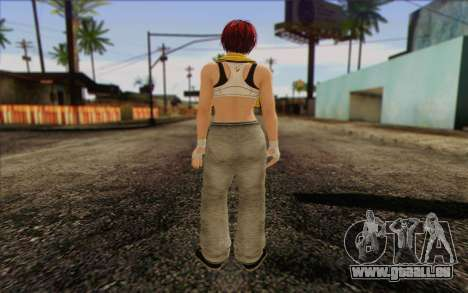 Mila 2Wave from Dead or Alive v18 für GTA San Andreas zweiten Screenshot