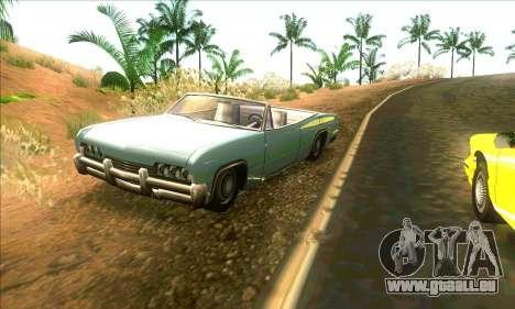 Situation de vie v3.0 pour GTA San Andreas sixième écran