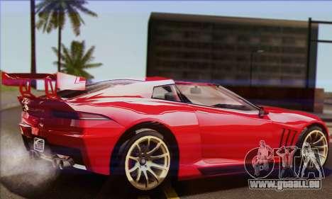 Invetero Coquette (IVF) für GTA San Andreas linke Ansicht