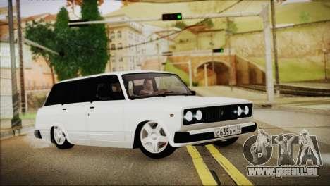 VAZ 2104 & 2106 für GTA San Andreas