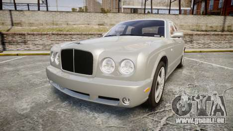 Bentley Arnage T 2005 Rims3 für GTA 4