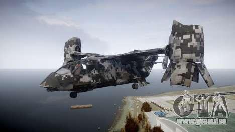VTOL Warship PJ2 pour GTA 4
