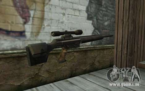 HK PSG1 from Beta Version für GTA San Andreas zweiten Screenshot
