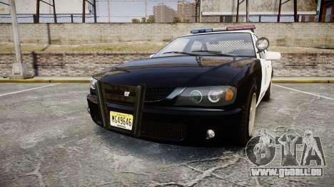 Declasse Merit LSPD [ELS] für GTA 4