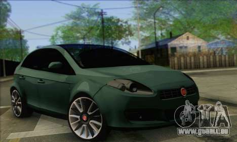 Fiat Bravo 2 pour GTA San Andreas
