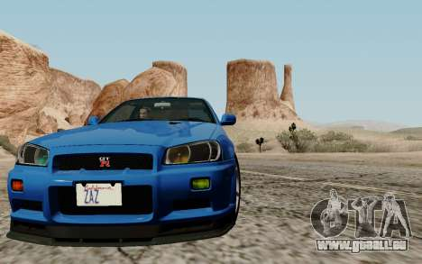 ENBSeries For Low PC v3.0 (SA:MP) für GTA San Andreas