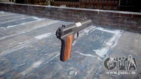 Gun TT für GTA 4 Sekunden Bildschirm