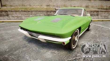 Chevrolet Corvette Stingray 1963 pour GTA 4