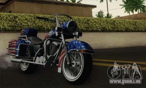 Western Sovereign pour GTA San Andreas