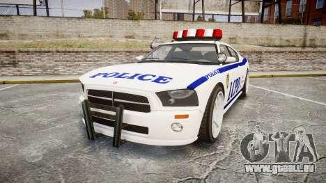 Bravado Buffalo Police pour GTA 4
