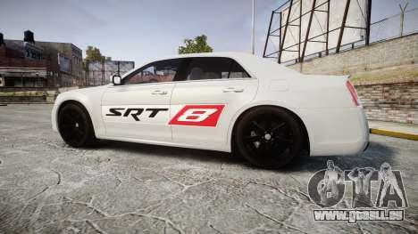 Chrysler 300 SRT8 2012 PJ SRT8 pour GTA 4 est une gauche