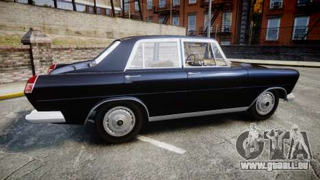 FSO Warszawa Ghia 1959 für GTA 4 linke Ansicht