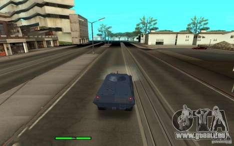 Car Indicator (HP) pour GTA San Andreas