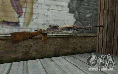 ДПМ (Battlefield: Vietnam) für GTA San Andreas zweiten Screenshot