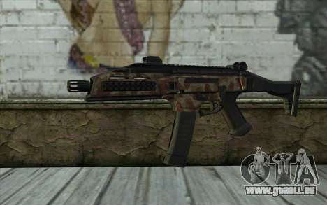 CZ-3A1 Scorpion (Bump Mapping) v1 für GTA San Andreas