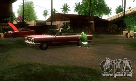 Situation de vie v3.0 pour GTA San Andreas troisième écran