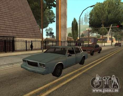 Tahoma Restyle pour GTA San Andreas
