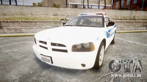 Dodge Charger 2010 PS Police [ELS] pour GTA 4