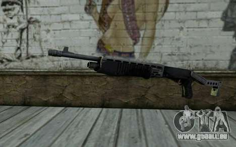 SPAS-12 from Battlefield 3 für GTA San Andreas