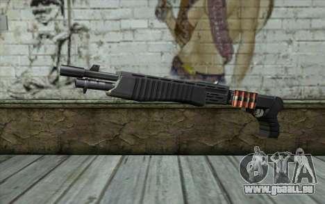 Schrotflinte aus Half - Life Paranoia für GTA San Andreas