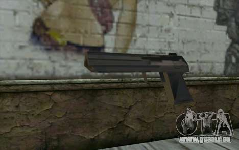 Desert Eagle from Cutscene pour GTA San Andreas