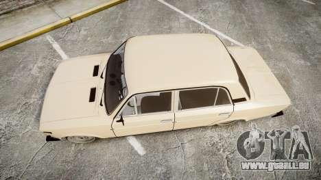 CES Lada 2106 pour GTA 4 est un droit
