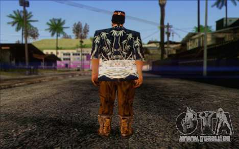 Cartel from GTA Vice City Skin 2 für GTA San Andreas zweiten Screenshot