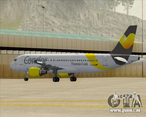 Airbus A320-212 Condor für GTA San Andreas