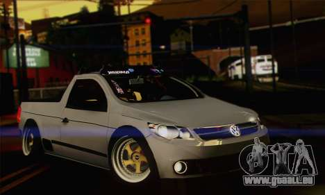 Volkswagen Saveiro Slammed pour GTA San Andreas