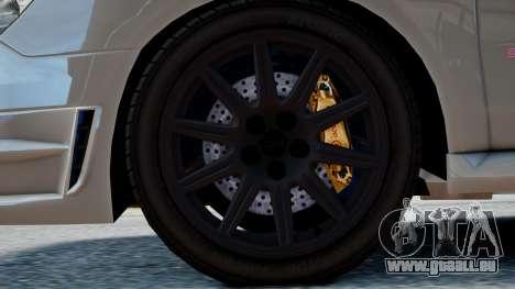 Subaru Impreza WRX STi pour GTA 4 est un droit