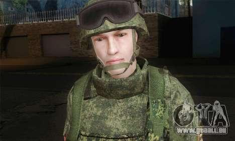 Marine CPA für GTA San Andreas dritten Screenshot
