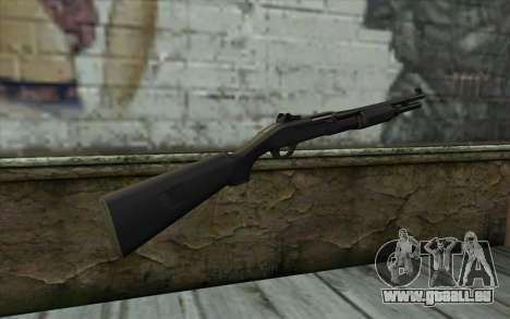 Benelli M3 Bump Mapping v1 für GTA San Andreas zweiten Screenshot