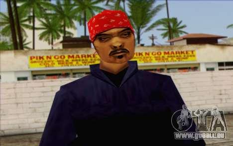 Diablo from GTA Vice City Skin 1 pour GTA San Andreas troisième écran