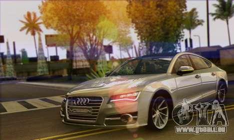 Audi A7 für GTA San Andreas