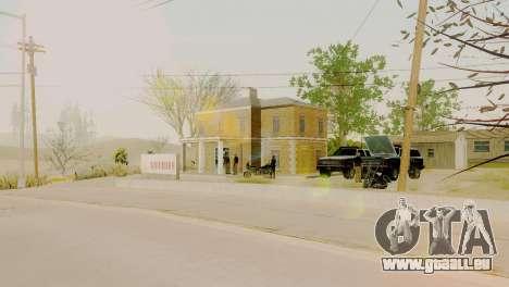 La renaissance de tous les postes de police pour GTA San Andreas douzième écran