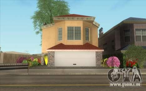 Nouvelle maison à Las Venturas pour GTA San Andreas deuxième écran