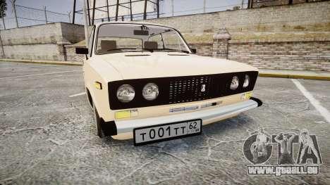 CES Lada 2106 pour GTA 4