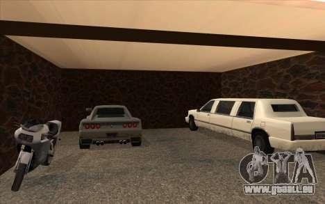 Nouvelle maison à Las Venturas pour GTA San Andreas cinquième écran