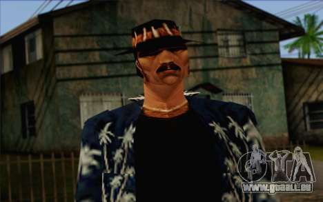 Cartel from GTA Vice City Skin 2 für GTA San Andreas dritten Screenshot