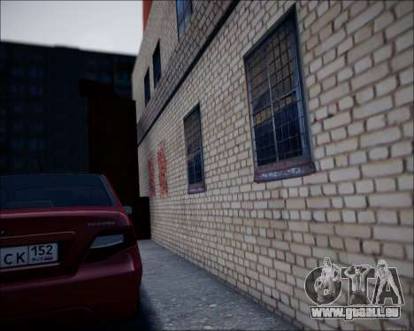 Daewoo Nexia für GTA San Andreas linke Ansicht
